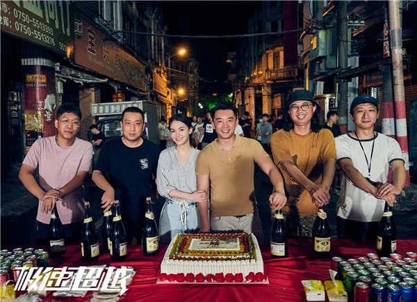 短跑题材电影《极速超越》杀青 郑恺横跨十年为戏增肥三十斤(图3)