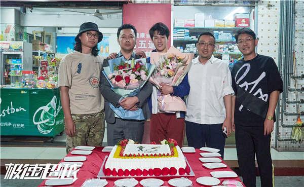 短跑题材电影《极速超越》杀青 郑恺横跨十年为戏增肥三十斤(图4)